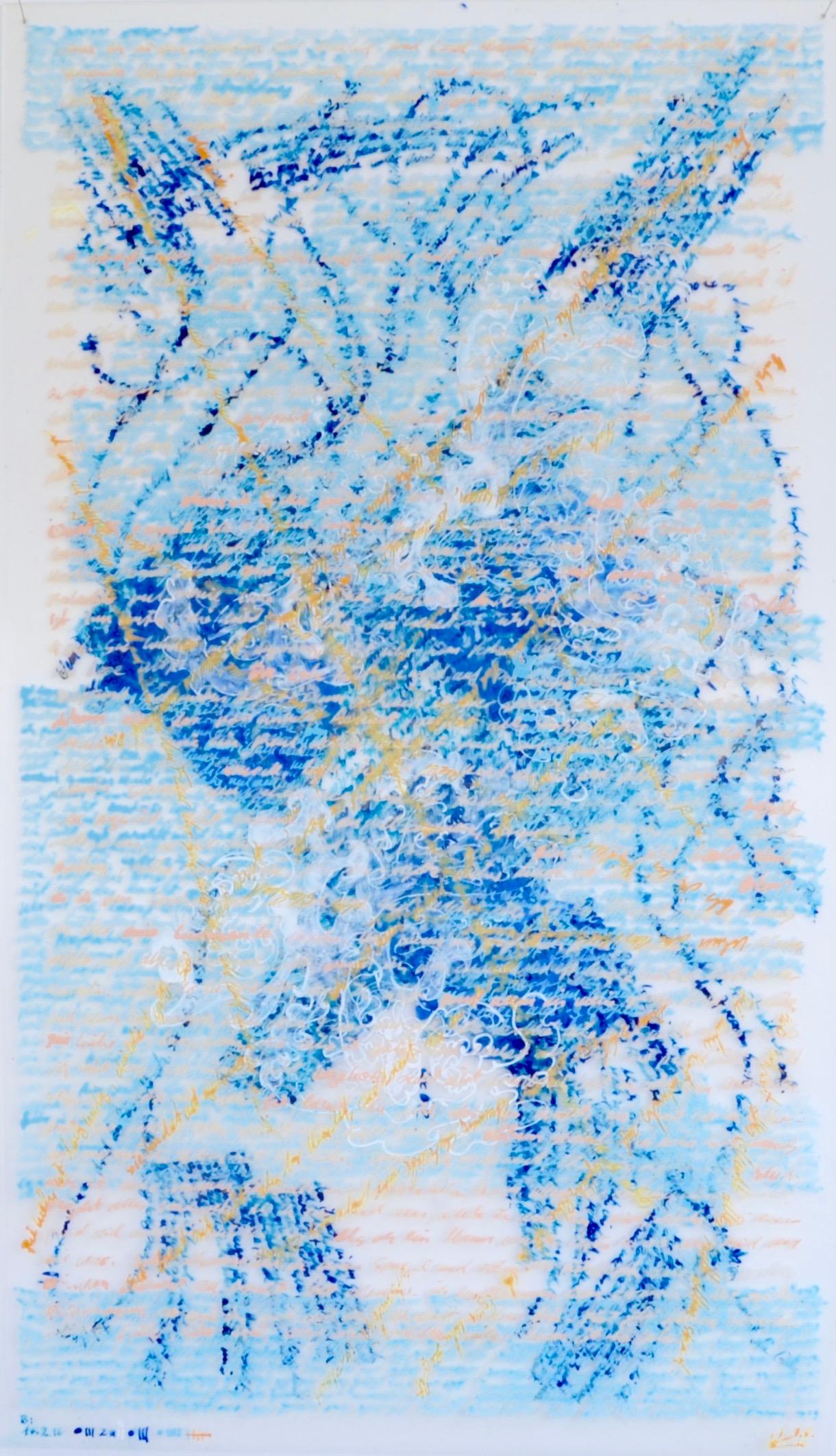 M Kor. 1/13 Meditation 6 38 x 54