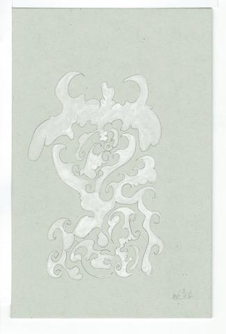 M14 13,5x21 Pappe,Graphit,L.Tusche 07.06.07